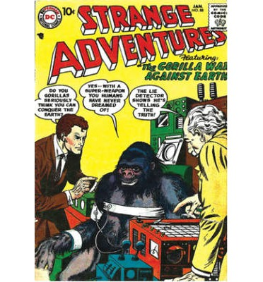 Showcase Presents: Strange Adventures Volume 2