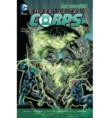 Green Lantern Corps: Alpha War Volume 2