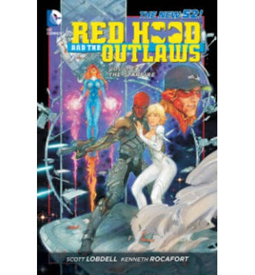Red Hood and the Outlaws: The Starfire (the New 52) Volume 2