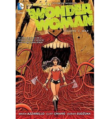 Wonder Woman: War v. 4