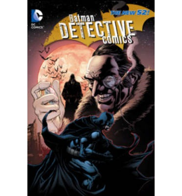 Batman: Detective Comics- Emperor Penguin Volume 3