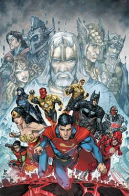 Injustice Gods Among Us: Year Four Vol1