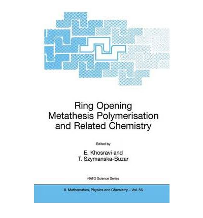 olefin metathesis polymerisation A ring-opening metathesis polymerization (romp) reaction is disclosed in which a cyclic alkene compound is subjected to romp using a ruthenium romp.