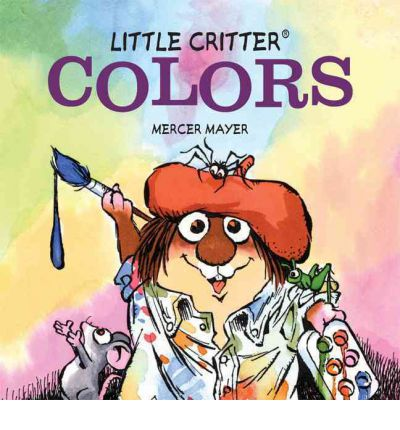 mercer mayer coloring pages - little critter r colors mercer mayer 9781402767890