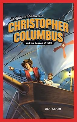 the life and the first voyage of christopher columbus First voyage in 1492, christopher columbus set sail on his first voyage from spain at first, he had three ships they were called nina,.