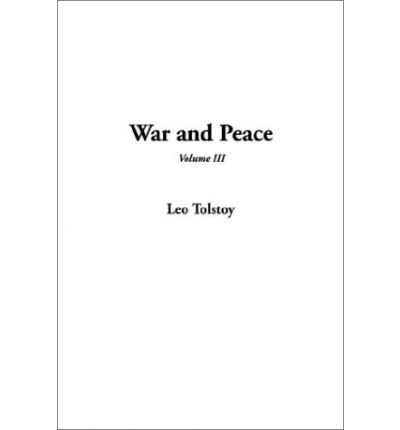a literary analysis of the book war and peace by leo tolstoy This study guide and infographic for leo tolstoy's war and peace offer summary and analysis on themes, symbols, and other literary devices found in the text explore course hero's library of literature materials, including documents and q&a pairs.