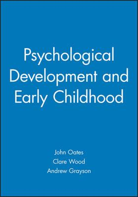 psychological development in early childhood Guidepost 1: how does the self-concept develop during early childhood, and  how do children  play has physical, cognitive, and psychosocial benefits.