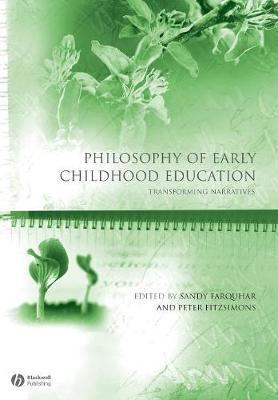 Essay philosophy of early childhood education