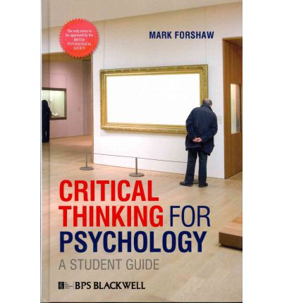 Critical thinking and writing course description