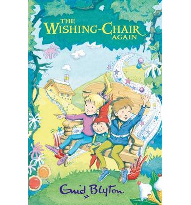Wishing-Chair Books Stories and Games