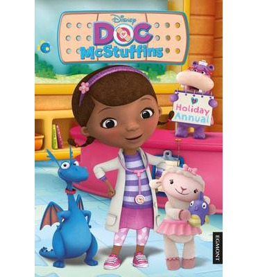 Disney DOC Mcstuffins Holiday Annual 2014