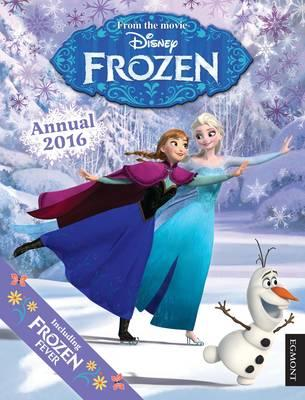 Disney Frozen Annual 2016