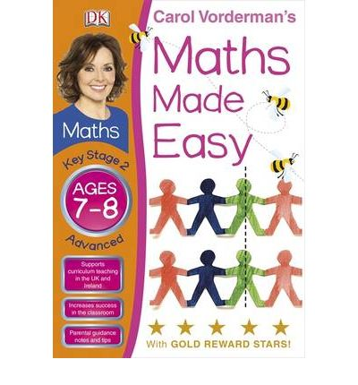 Maths Made Easy Ages 7-8 Key Stage 2 Advanced