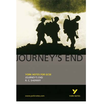 Journey's End: York Notes for GCSE