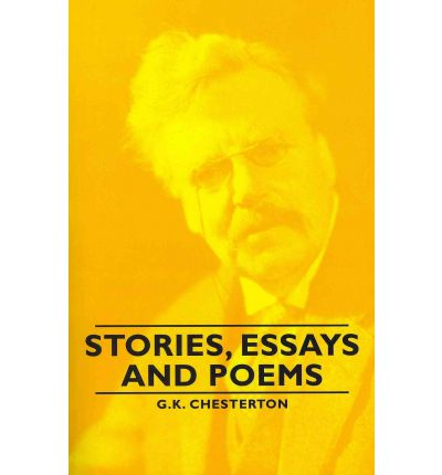 essays and poems gk chesterton