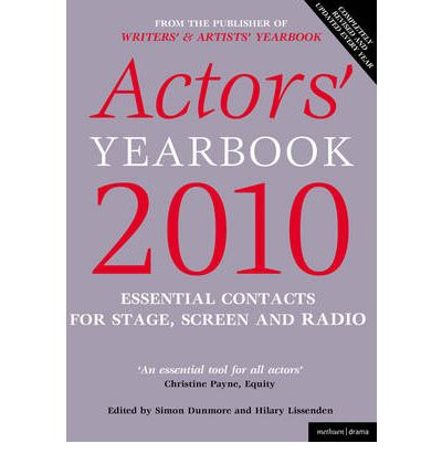 Actors' Yearbook 2010 2010