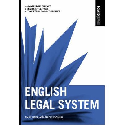 English legal system statutory interpretation