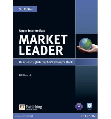 Market Leader Upper Intermediate Teacher's Resource Book and Test Master