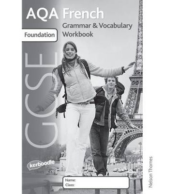 gcse french coursework aqa
