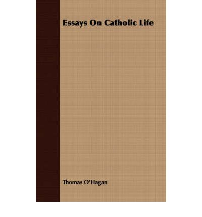 essays on catholic What my catholic education means to me i have been blessed to attend a catholic school since kindergarten, starting every school day with a prayer.