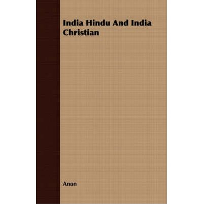 India Hindu And India Christian