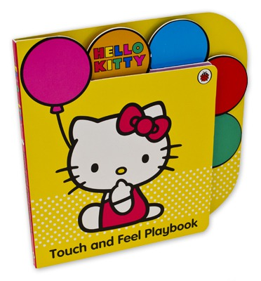 Hello Kitty: Touch-and-feel Playbook