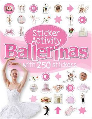 Sticker Activity Ballerinas