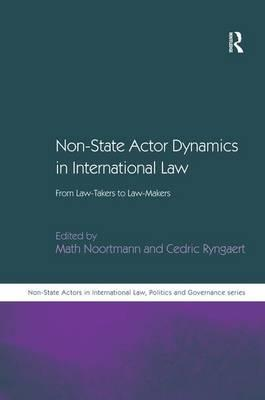 non state actors in international security There are relatively few areas where non-state actors do not play an important  role in international regulations 1) security and defense at first glance, the fields .