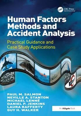 Human Factors Methods and Accident Analysis