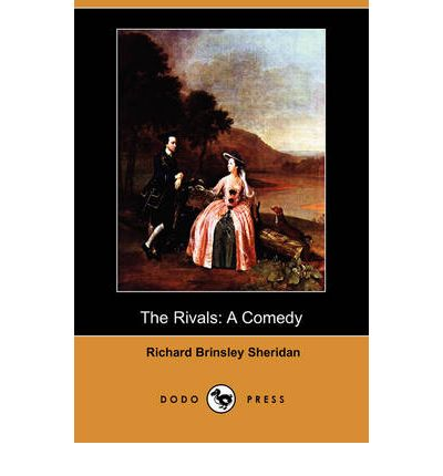 the rivals as a comedy of The rivals is an anti-sentimental comedy of manners satirizing both the sentimental form of drama and the contemporary manners of the society.