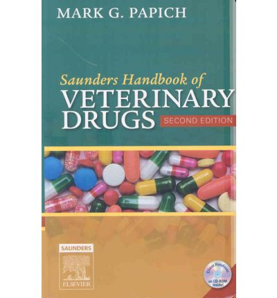 Handbook of Veterinary Drugs by Dana G. Allen