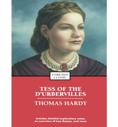 an analysis of the novel tess of durbervilles by hardy Etched against the background of a dying rural society, tess of the d'urbervilles was thomas hardy's 'bestseller,' and tess durbeyfield remains his most striking and tragic heroine of all the characters he created, she meant the most to him hopelessly torn between two men alec d'urberville.