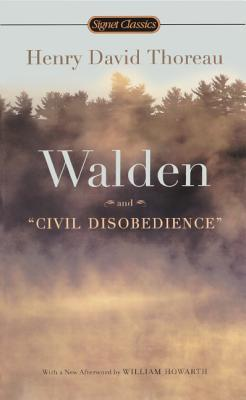 "Walden and ""Civil Disobedience"""