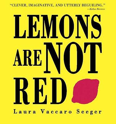 Open source textbooks download Lemons Are Not Red ePub by L Seeger