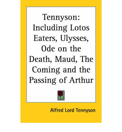 "ulysses and the lotos eaters and Tennyson's ""the lotos-eaters"" was published in 1832 the inspiration for the poem was tennyson's visit to spain (1829) tennyson's ""ulysses."