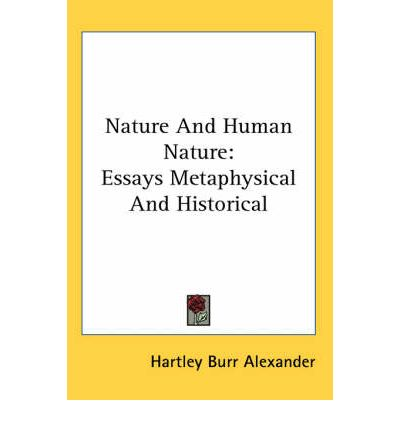 human nature essay thesis