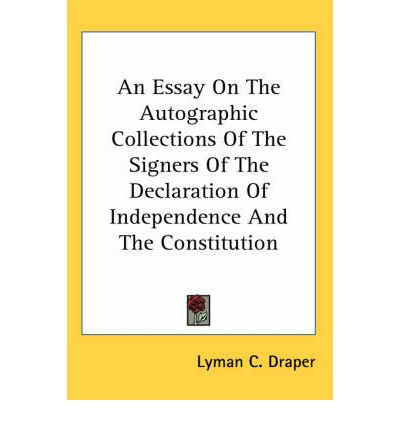 essay questions on the declaration of independence