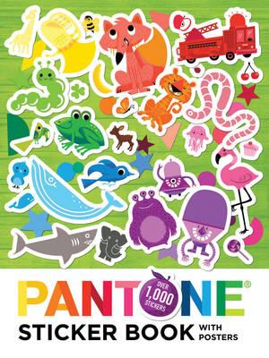 Pantone : Sticker Book with Posters