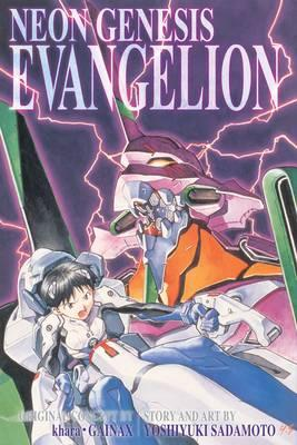 Neon Genesis Evangelion 3-in-1 Edition, Vol. 1: Vols. 1, 2 & 3 : Includes Vols. 1, 2 & 3