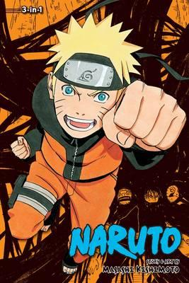 Naruto (3-in-1 Edition), Vol. 13: Volumes 37, 38, 39: Includes Vols. 37, 38 & 39