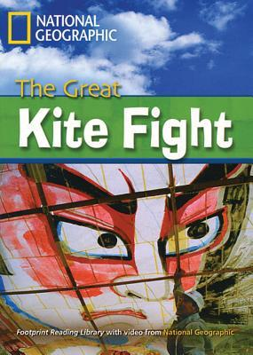 The Great Kite Fight: Footprint Reading Library 6