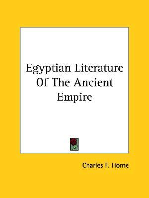 an overview of the ancient egyptian literature The ancient egyptian books of the afterlife, cornell university press (david lorton)  whether this literature as a whole presents a monolithic conception of the .