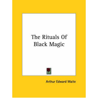 the book of black magic arthur edward waite pdf