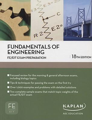 Fundamentals of Engineering FE/EIT Exam Prep