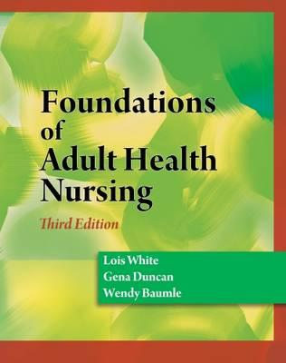 Foundations and adult health nursing cd