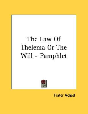 the book of the law thelema pdf
