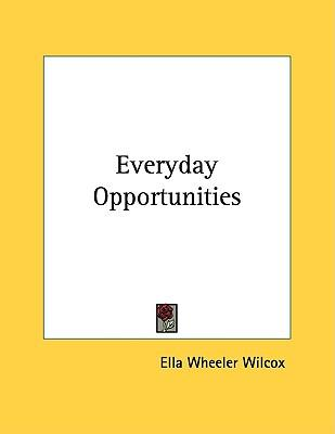 Everyday Opportunities