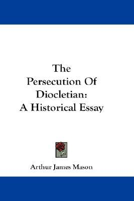 diocletian essay This essay explores how the powerful system of cultural references in the architecture of alexandria is disrupted by roman visual rhetoric specifically, the essay closely analyzes diocletian's victory column, a monument to the third- century roman ruler who put down an alexandrian uprising the authors argue that rome.