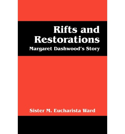 Rifts and Restorations : Margaret Dashwood's Story