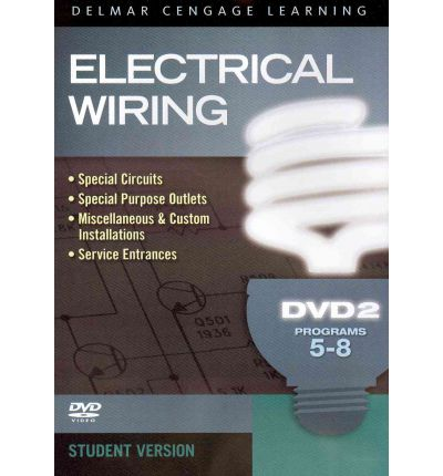Electrical Wiring 2, Student Version : Programs 5-8
